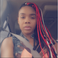 Yay or Nay? Kaffy Flaunts Color Blocking Braids Hairstyle In New Photos | Peek