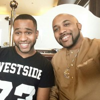 Meet Banky W's Handsome Younger Brother Funmi Wellington | PHOTOS