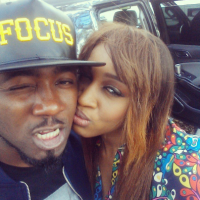 Caught In The Act? Ice Prince Spotted In Bed With Beautiful Singer Enzo - PHOTOS!