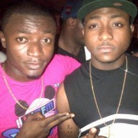 Davido & His Driver Beat Up MC Galaxy To Pulp At Shizzi's Studio