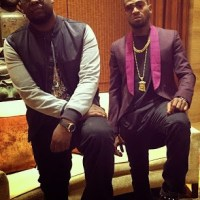 Is D'banj The Most Fashionable Male Celebrity...Shows Off Debonair Look In Purple Suit - PHOTOS!