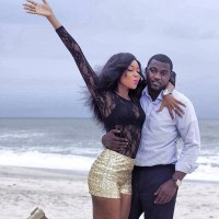 Yvonne Nelson Fires Back at John Dumelo, Tells Him To Stop Being A Coward