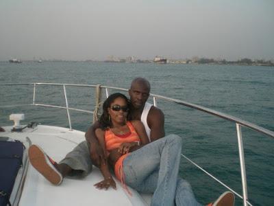 Image result for toke makinwa and husband