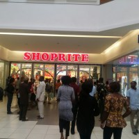 Shoprite Ikeja Mall Locked Down By Lagos State Safety Commission (See Exclusive Photos)