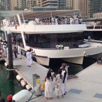 COZA Pastor Biodun Fatoyinbo's Lavish Yacht Birthday Party In Dubai (Photos)