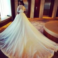 PHOTOS: Toolz in Her Wedding Dress