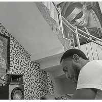 D'banj Wants You To Catch A Glimpse Of His House's Interior (Photo)