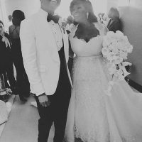 Eyecandy Photos From Tolu 'Toolz' Oniru & Tunde Demuren's White Wedding In Dubai