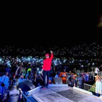 Wizkid Sells Out Another Stadium  (Photos)