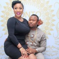 Tonto Dikeh: I Loved My Husband's Big Head at First Sight