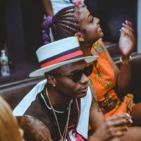 Wizkid's New Girlfriend, Justin Skye Shows Off Perfect Bikini Bod As She Takes A Dip (Photos)