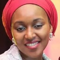 Buhari's Daughter Set to Marry... See Photos of Her Husband-to-be