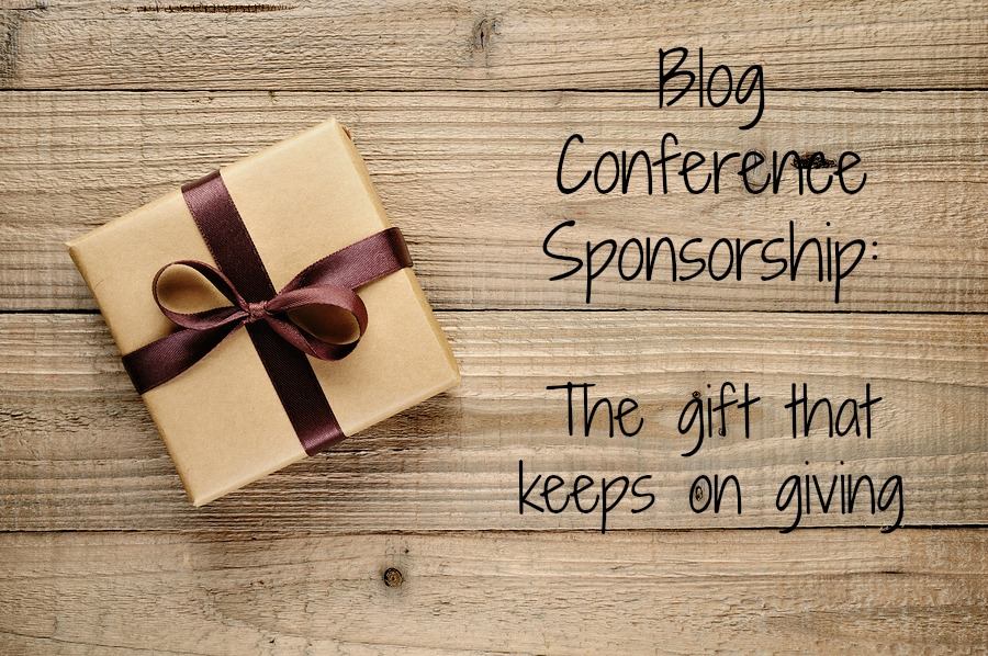 How to get Blog Conference Sponsorship