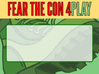 Fear the Con 4 Badge