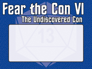Fear the Con 6 Badge