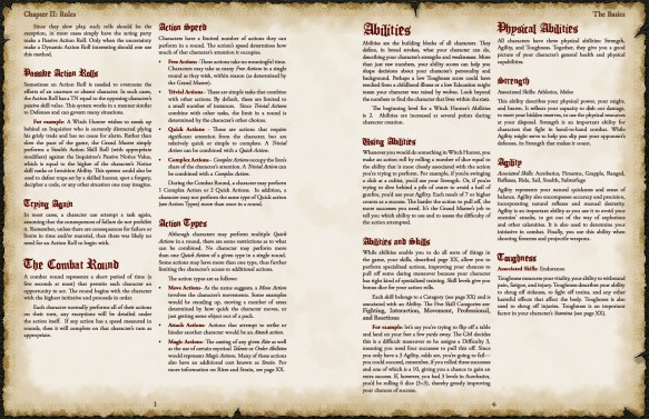 Witch Hunter: the Invisible World 2nd Edition Sample