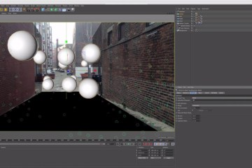 Motion Tracking in Cinema 4D