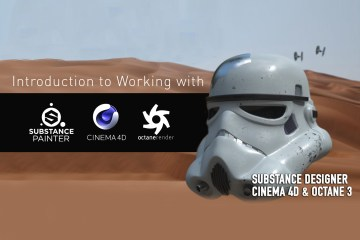 Introduction-to-Working-With-Substance-Painter-and-Octane-C4D_3DART