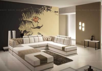 Living Room 3D image rendering cost Ha Noi, Vietnam