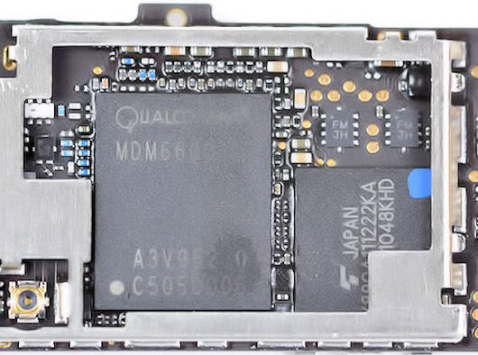 Qualcomm MDM9615M LTE modem