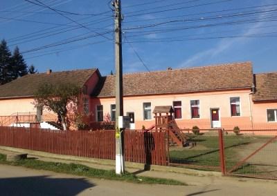 Reabilitare şi modernizare Grădiniță Gănești