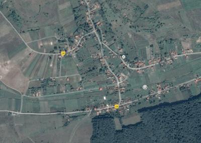 Modernizare drumuri în Comuna Livezeni, Județul Mureș