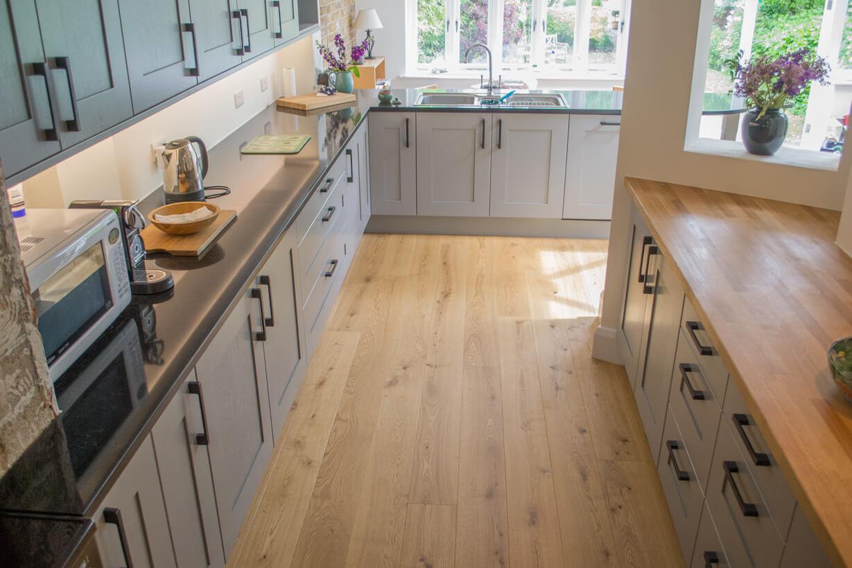 kitchen wood flooring wood floor in kitchen Flooring Kitchen Wood Flooring
