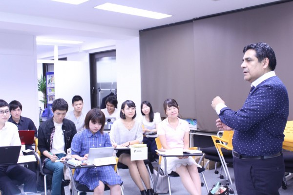 3rd Class英語プレゼンテーション講座は、なぜ圧倒的人気を誇るのか。②