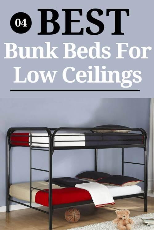 Medium Of Low Bunk Beds