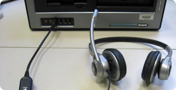 headset speaker switch