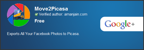 App of the Week: Move2Picasa [Chrome] | 40Tech