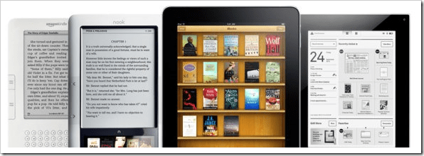 A Rundown on the Top 'Colorful' E-readers in the Market   40Tech