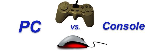 Pc vs console