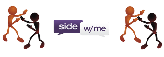 Side with me