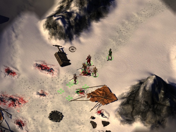 Baldur's Gate enhanced screenshot