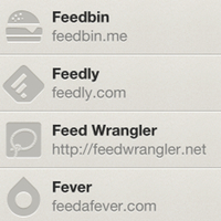 Google Reader alternatives
