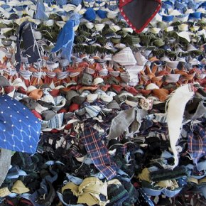 Gallery4Culture: Emma Jane Levitt's art confronts loss head-on