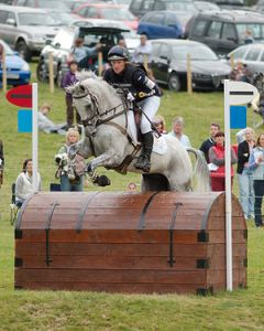 The Cross Country Phase at Burghley Horse Trials