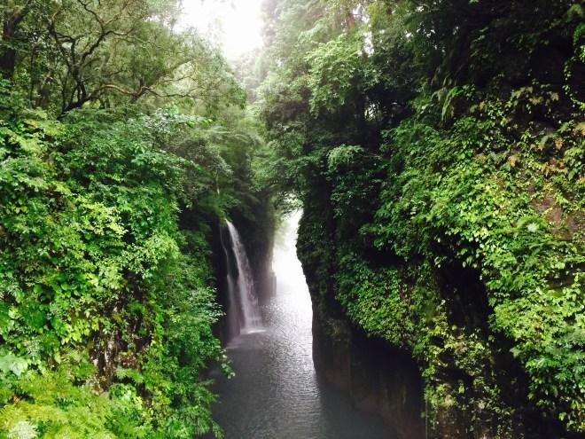 真名井の滝 |高千穂峡