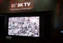 changhong chiq 3 4k fernseher 8k tv werden auf der ifa 2016 gezeigt. Black Bedroom Furniture Sets. Home Design Ideas