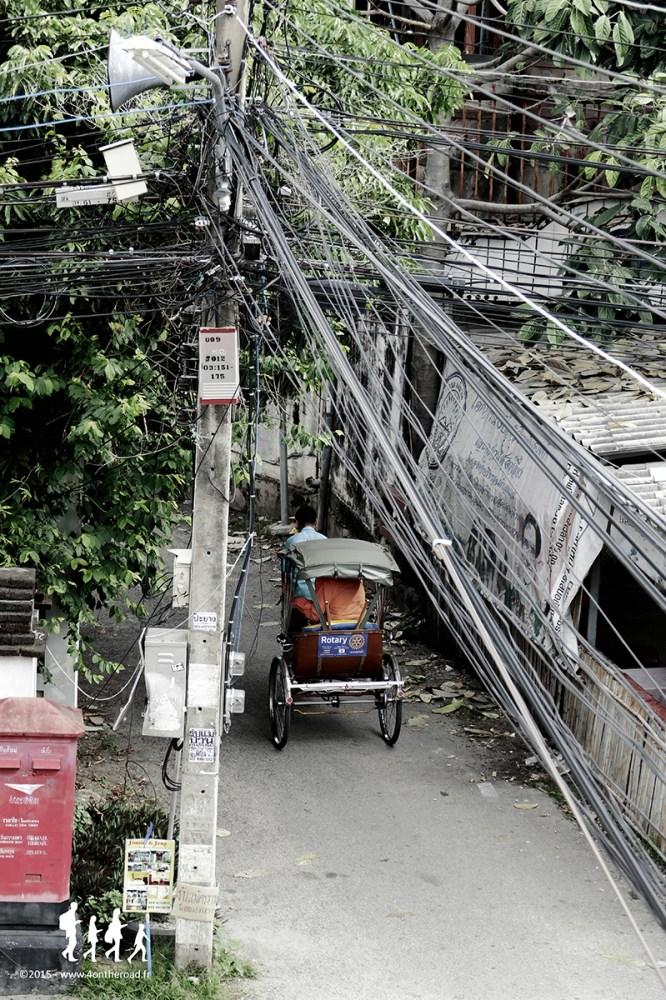 Chiang mai, rues