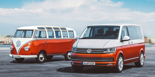 Volkswagen Electric Hippie Van