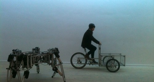 A ride with N55's customed bicycles in Aarhus, Denmark. Photo by Braindeer