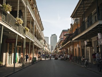 New Orleans - Learn about the Big Easy's history of ghosts, vampires and voodoo on a New Orleans Haunted History Tour.