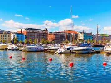 9. Helsinki, Finland: $800
