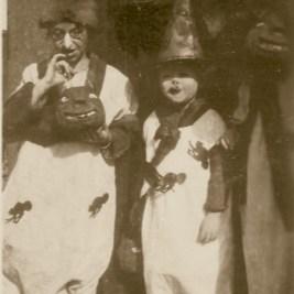 Vintage Halloween Costumes, 1900s-20s (10)