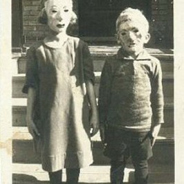 Vintage Halloween Costumes, 1900s-20s (17)