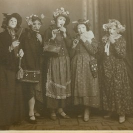 Vintage Halloween Costumes, 1900s-20s (4)
