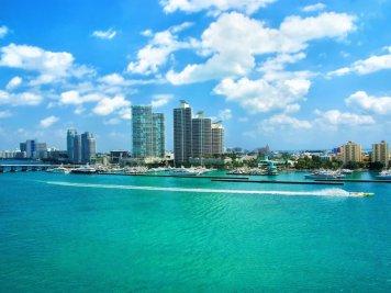 12. Miami, Florida: $780 (TIE)