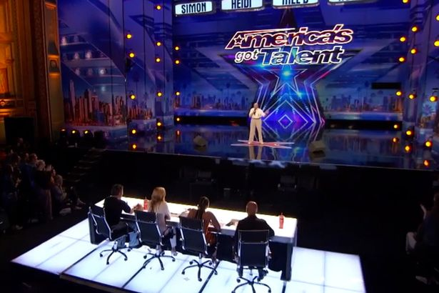 A Retired Aerospace Engineer Totally Shocks The Audience - America's Got Talent